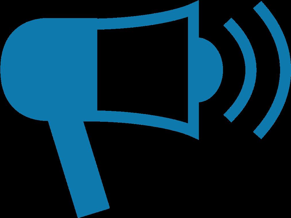 Megaphone Clipart