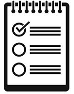 Checklist graphic