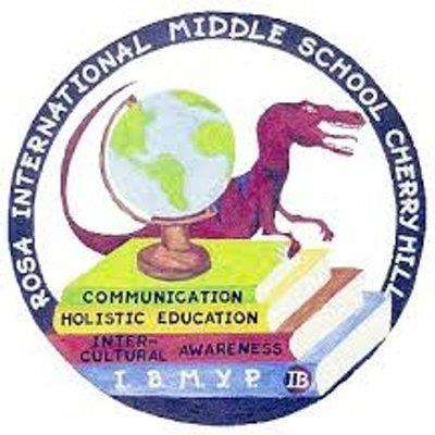 Rosa International Middle School Logo