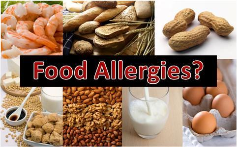Food Allergies?